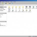 WindowsXPでアイコンをグループごとに表示するには?エクスプローラがいつもとちがう表示に?