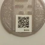 モグモグBROSメダルQR2
