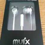 イヤホンIX1000は音楽にこだわりのない人にこそ使ってみてもらいたいおすすめ品。MUIX製IX1000のレビューと感想